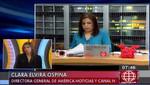 Lo inaceptable para Clara Elvira Ospina: el pago de 30 mil dólares de Milagros Leiva al emisario de Martín Belaunde Lossio