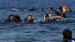 El Mediterráneo es escenario de otro naufragio: al menos 34 personas perdieron la vida