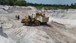 Iquitos: Realizan exitoso operativo conjunto contra minería ilegal