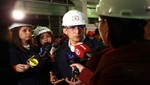 Jefe de Estado lamenta actos de violencia en la zona de influencia del proyecto minero más grande del país