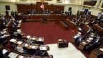 Pleno aprueba facultades investigadoras a Comisión de Fiscalización para ver caso de agendas