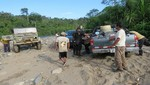 Madre de Dios: Realizan exitoso operativo contra minería ilegal
