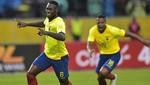 Eliminatorias Rusia 2018: Ecuador le ganó a Bolivia 2-0