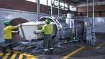 En lo que va del año, se han reciclado 270 toneladas de residuos sólidos en el AIJCh