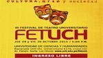 FETUCH, el arte teatral vuelve a Los Olivos