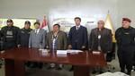 UNACEM y la Municipalidad de VMT presentan  Centro de Control de videovigilancia