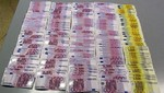 Detienen a dos personas con un millón y medio de euros  en el Aeropuerto Jorge Chavez