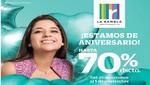 LA RAMBLA está de aniversario: ofrecerá hasta 70% de descuento en productos de las mejores marcas; además celebrará el Día de la Canción Criolla y Halloween
