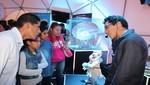 Perú con Ciencia en Plaza Norte