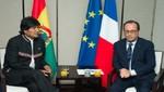 Bolivia expresa solidaridad con Francia tras atentados que dejan más de 120 muertos