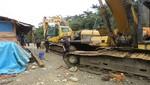 En operativo conjunto detienen acciones de minería ilegal