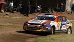 Campeonato Nacional de Rally próximo objetivo de Hart