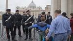 Se duplica la seguridad para el Papa Francisco luego de los atentados en París
