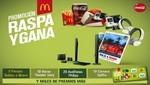 McDonald's se adelanta a la Navidad con miles de premios