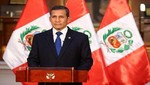 Presidente Ollanta Humala saludó a electo mandatario argentino Mauricio Macri