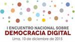Partidos Políticos participarán en I Encuentro Nacional sobre Democracia Digital