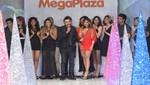 Alondra García Miró y Millet Figueroa derrocharon sensualidad en una encendida pasarela en MegaPlaza