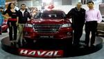 Haval y la H2 hacen su estreno en el Perú