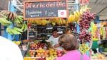 Apega lanza campaña para mejorar puestos de los mercados de Lima