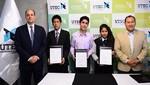 UTEC otorga becas de estudio a alumnos de Barranco