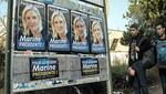 Francia: el ultraderechista Frente Nacional se impone en la primera vuelta de las elecciones regionales