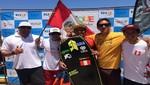 Perú medallista en Mundial de Bodyboard en Chile