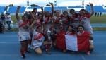 Selección de Rugby logra el título en Torneo Femenino de Sevens
