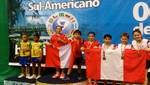 Badminton peruano logra 42 medallas en Brasil y regresa como Sub-campeon Sudamericano Juvenil