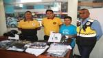 Gamarra: serenazgo recupera miles soles en mercadería que fueron robados a comerciante