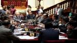Informe final de 'Caso agendas' está avanzado en un 65% reveló Presidente de Comisión