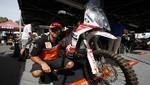 Dakar 2016: pilotos peruanos quedaron listos para iniciar competencia