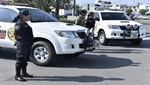 Policía Nacional recibió tres camionetas 4x4 y equipos de rescate de alta montaña