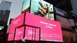 Campaña de Año Nuevo de la Marca Perú impactó a millones de visitantes en Times Square