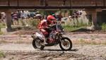 Dakar 2016: pilotos peruanos en motos siguen avanzando