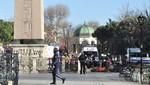 Turquía: 10 personas mueren en atentado suicida en el distrito de Sultanahmet de Estambul