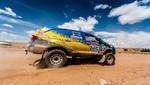 Nueva SUV Foton Sauvana equipada con motor Cummins, debuta en el Dakar 2016 con mucho éxito
