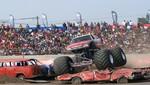 Monster Trucks por primera vez en Lima