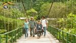 Aprende siendo un mini guardaparque en las vacaciones útiles del Parque Nacional Tingo María