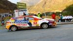 Hart estrena título de campeón en Rally Quilmaná