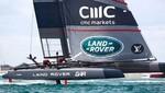 Land Rover BAR elige a EMC con el fin de ganar la Copa América
