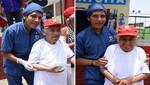Estudiantes del Instituto Carrión devuelven la sonrisa a vecinos del Rímac