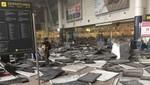 Bruselas: Dos atentados han sacudió el aeropuerto y el metro de la ciudad [VIDEOS]