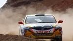 Hart y Dasso por otra victoria en el Rally Cañete