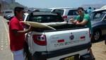 FIAT terminó con gran éxito su 'Fiat Surf Ride': primer servicio de transporte gratuito para surfistas, en la Costa Verde de Miraflores
