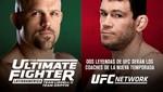 Chuck Liddell y Forrest Griffin serán los coaches de The Ultimate Fighter® Latinoamércia