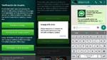 Una nueva estafa circula mediante mensajes de WhatsApp y Twitter