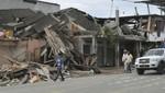 Ecuador: Sigue la búsqueda desesperada de sobrevivientes tras el terremoto de 7.8 grados