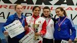 Alexandra Grande: 'Mi objetivo es ser campeona mundial de karate'