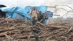 Destruyen campamentos de minería ilegal en la Reserva Nacional Tambopata