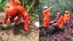 Desactivan pozos enterrados con carga explosiva en Valle de Santa Cruz, región Junín